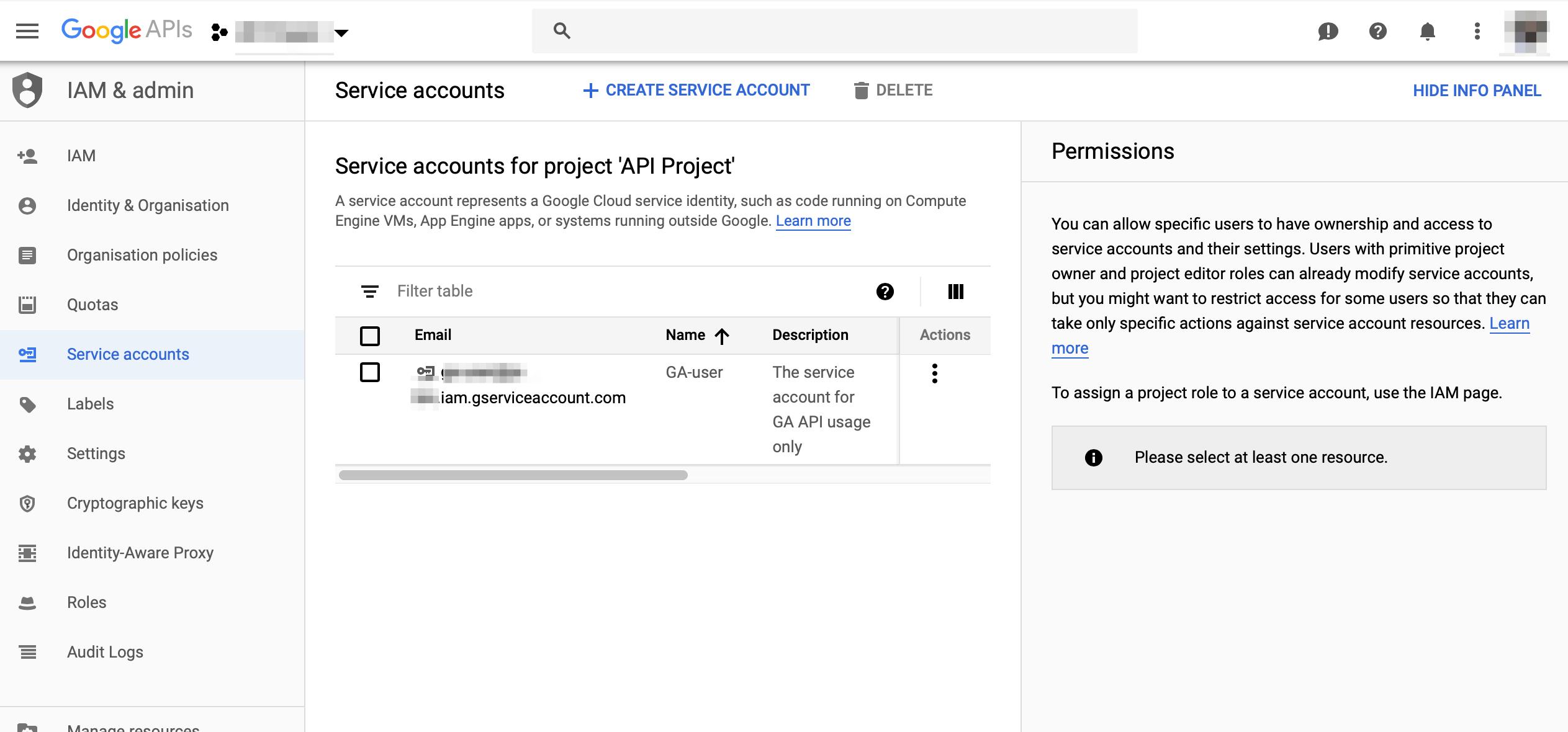 Use Google Analytics API with Laravel 5 | Js' Technical Blog